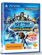 PlayStation All Stars Battle Royale [PSV]