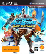 PlayStation All Stars Battle Royale [PS3]