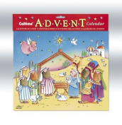 Cute Nativity Advent Calendar