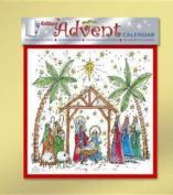 Starlight Nativity Advent Calendar