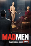 Mad Men Season 5 [Region 4]