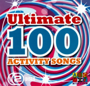 Ultimate 100 Activity Songs (ABC for Kids)  [2 Discs]