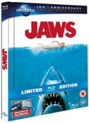 Jaws [Region 2] [Blu-ray]