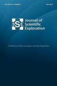 Journal of Scientific Exploration 26