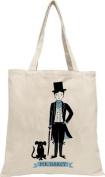 Mr Darcy Tote Bag: Babylit