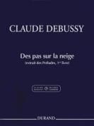 Claude Debussy - Des Pas Sur La Neige from Preludes, Book 1