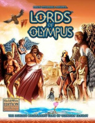 Lords of Olympus (B&w)  : The Diceless Roleplaying Game of Olympian Fantasy