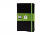 Moleskine Evernote Smart Notebook, Large, Squared, Black, Hard Cover