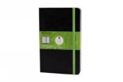 Moleskine Evernote Smart Notebook, Large, Squared, Black, Hard Cover