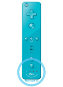 Wii Remote Plus Blue