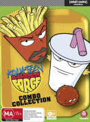 Aqua Teen Hunger Force Combo Collection - Season 1 - 8   [15 Discs]