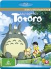 My Neighbor Totoro [Region B] [Blu-ray]