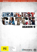 Deadliest Catch: Season 8  [5 Discs]