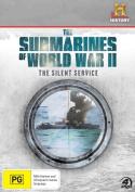 Submarines of World War II [4 Discs] [Region 4]