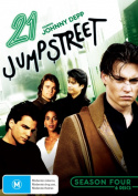 21 Jump Street: Season 4 [Region 4]