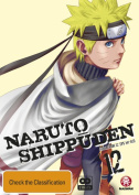 Naruto Shippuden Collection 12 (Eps 141-153)  [2 Discs]