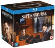 Supernatural: Seasons 1-7 [Region 2] [Blu-ray]