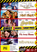 Nanny McPhee / Nim's Island / A Simple Wish / Fly Away Home / The Water Horse [Region 4]