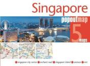 Singapore PopOut Map