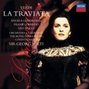 La Traviata (Verdi) (Sir Georg Solti, The Royal Opera House) (2CD/DVD/Book) (Limited Edition)  [3 Discs]