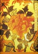 Watercolour Book : Orange Geranium