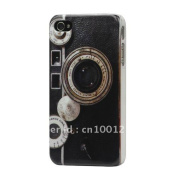 Retro Camera Hard Case Cover For Iphone 4 4s