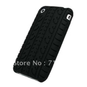 Soft Tyre Tread Silicone Case Cover For Iphone 3g 3gs