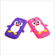 New Lovely Penguin Silicone Skin Case For Samsung Galaxy S3 S Iii 3 I9300