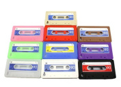 Cassette Tape Silicone Skin Case Cover For Apple Iphone 4 4g/4s ,drop Shipping
