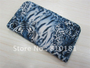 Tiger Wallet Leather Case Cover Pouch For Samsung Galaxy S3 Iii I9300