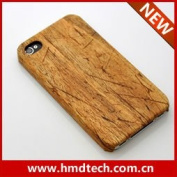 World Wide Hot Sale Wooden Case For Iphone 4