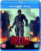 Dredd [Blu-ray 3D] [Region B] [Blu-ray]
