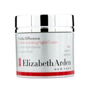 Elizabeth Arden Visible Difference Gentle Hydrating Night Cream (Dry Skin) - 50ml/1.7oz