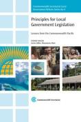 Principles for Local Government Legislation