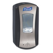 Purell 1928-04 LTX-12 Dispenser 1200 mL Black