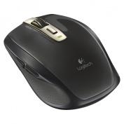 Anywhere Mouse MX, Wireless, Glossy Finish, Black