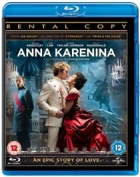 Anna Karenina [Region B] [Blu-ray]