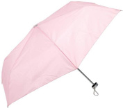All-Weather GFUMLTP All-Weather Solid Pink Mini Umbrella