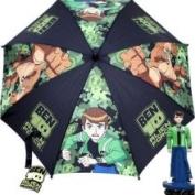Cartoon Network Ben 10 Alien Force Kids Umbrella