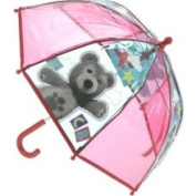 Trade Mark Collections Little Charley Bear Dome Umbrella