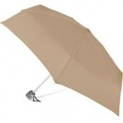 Totes Manual Umbrella S: C:Red