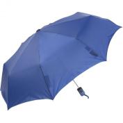 ShedRain Auto Open Mini Umbrella - Solid Colors Royal - ShedRain Umbrellas and Rain Gear