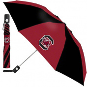 South Carolina Gamecocks Automatic Folding Umbrella McArthur Sports