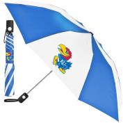 Kansas Jayhawks Automatic Folding Umbrella McArthur Sports