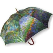 Salamander Monet Garden at Giverny Stick Umbrella