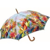 Salamander Bird of Paradise Stick Umbrella
