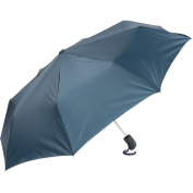 ShedRain Auto Open Mini Umbrella - Solid Colors Navy - ShedRain Umbrellas and Rain Gear