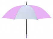 The Weather Co. Golf Ace Umbrella (Black/White, 160cm ) NEW