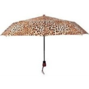 Adrienne Landau Umbrellas Auto Open/Close Compact Umbrella