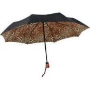 Futai AL95004-488 Adrienne Landau Leopard Umbrella